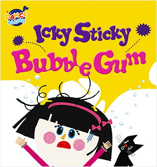 Icky Sticky Bubble Gum