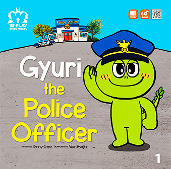 Gyuri the Police Officer