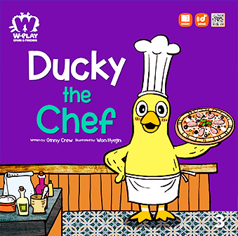 Ducky the Chef